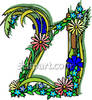 Numbers With Flowers Pictures Numbers With Flowers Clip Art Numbers