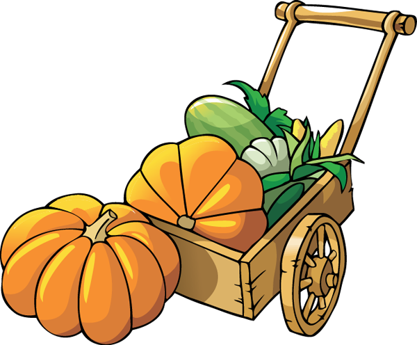 The Great Pumpkin Clipart