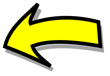 Arrow Comic Left Yellow   Http   Www Wpclipart Com Signs Symbol Arrows