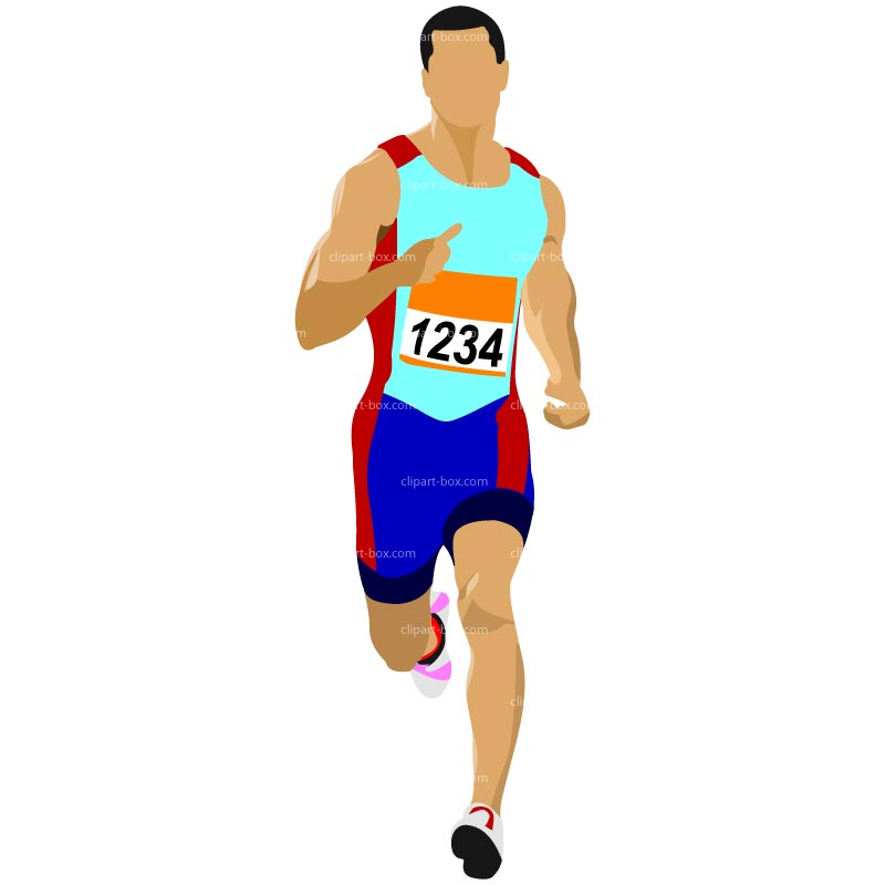 Person Running Clipart - Clipart Suggest