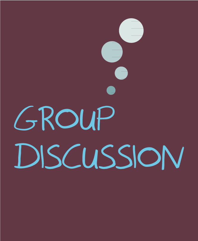 Group Discussion Clipart - Clipart Kid