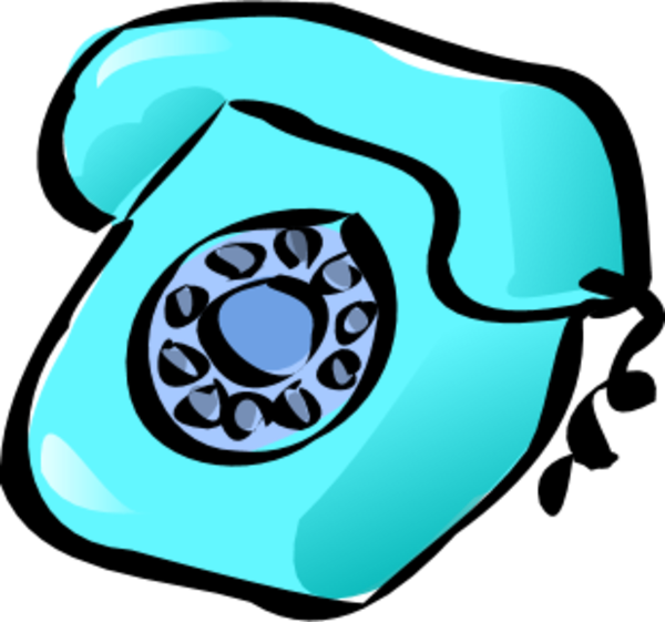 Large Telephone Phone Classic 0 15657 Png