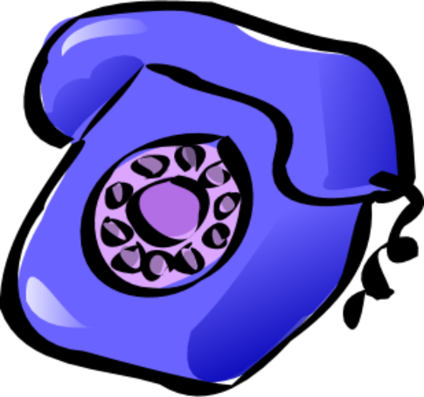 Large Telephone Phone Classic 33 3 15657 Png