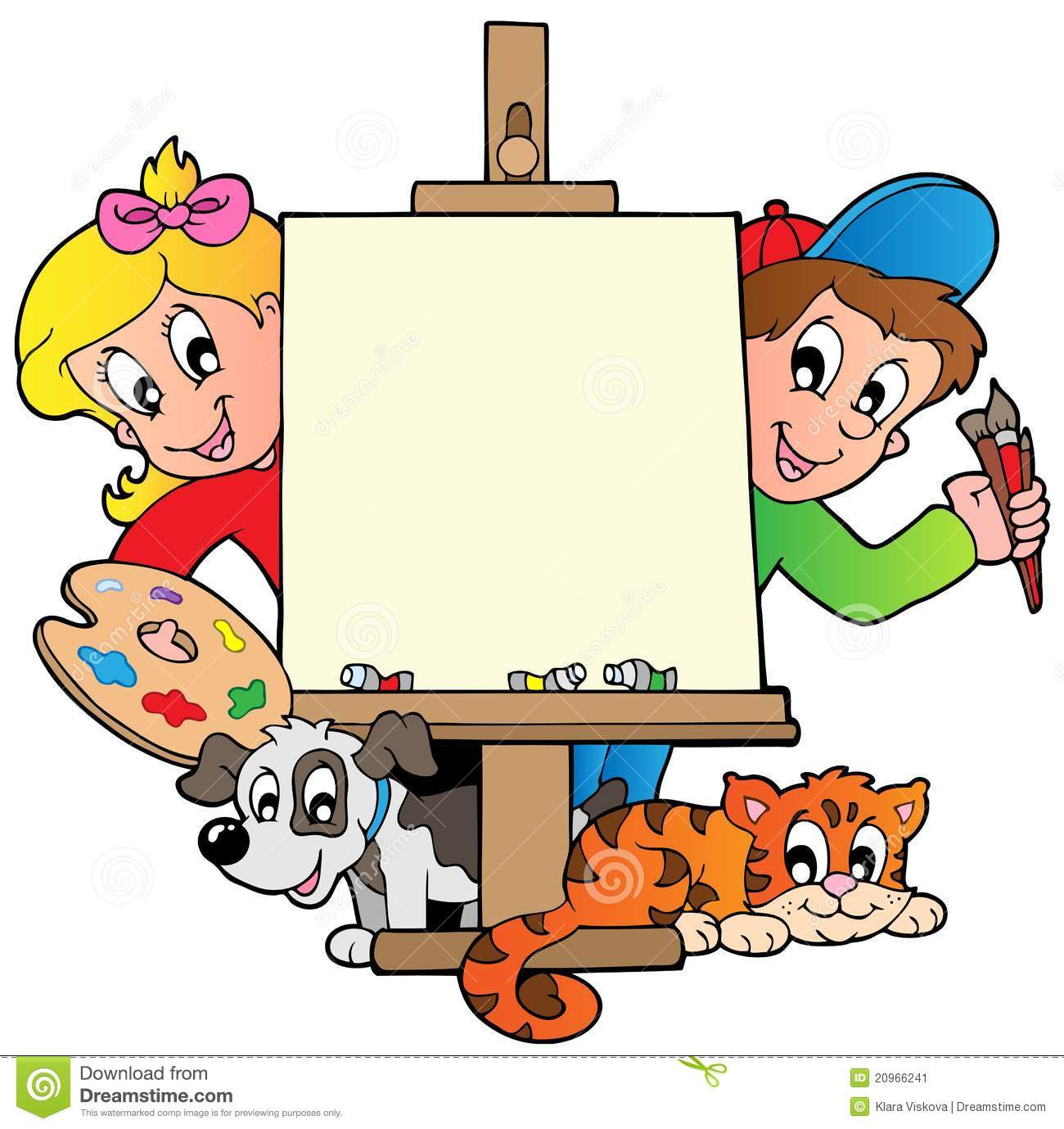 Paint Clipart For Kids   Clipart Panda   Free Clipart Images