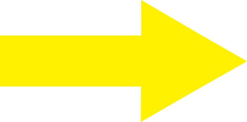 Px Yellow Arrow Right   Free Images At Clker Com   Vector Clip Art