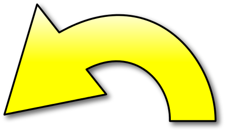 Yellow Left    Signs Symbol Arrows Arrow Action Action Arrow Yellow