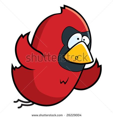 Cardinal Bird Clip Art
