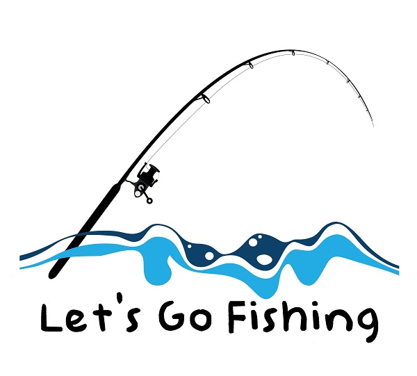 Let 39 s go fishing clipart clipart suggest for How to go fishing