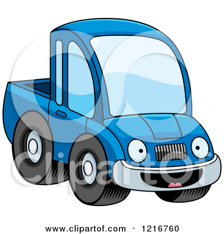 Royalty Free  Rf  Pick Up Truck Clipart   Illustrations  3