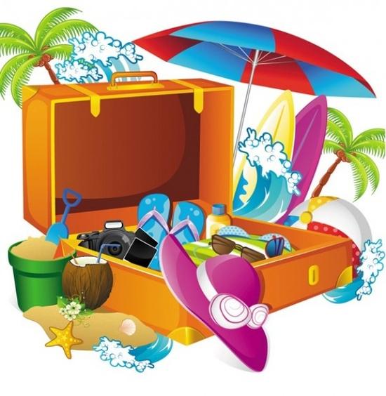 Vacances D Ete Vive Les Vacances Sous Le Soleil #0rPz5f - Clipart Kid