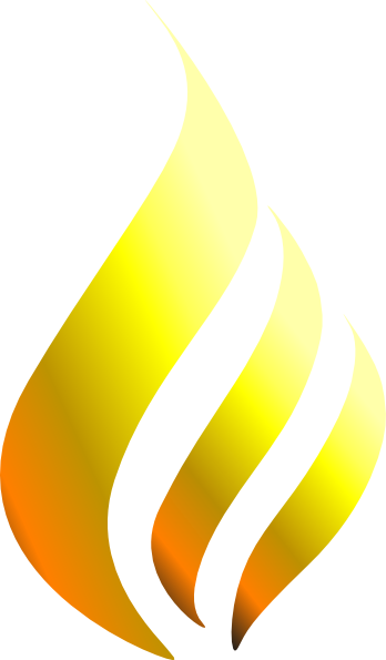 Holy Spirit Flame Clipart - Clipart Kid