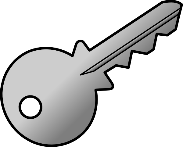 Lock And Key Clip Art   Clipart Best