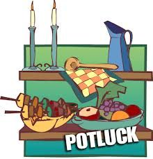 Our Next Potluck Will Be Sunday January 13th 6 00 To 8 00 Pm At The