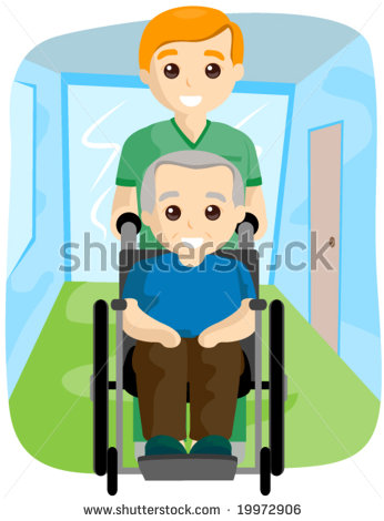Wheelchair Transfer Clipart Clipart Suggest