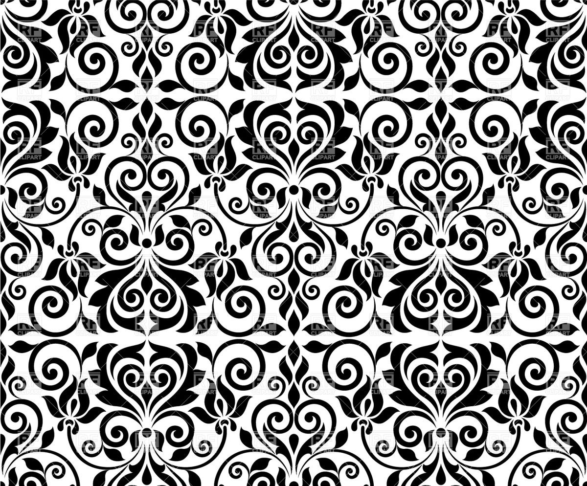 Damask Clipart - Clipart Suggest