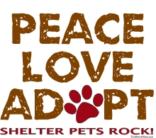 Shelter Pets Rock  Shirt