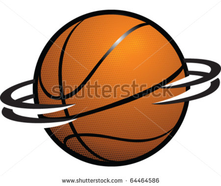 Spin Basketball Clipart Spinning Basketball   Stock