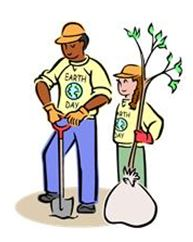 Volunteer With Service And Conservation Corps On Earth Day   Levi