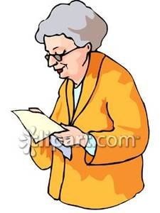 Woman Reading Clipart   Clipart Panda   Free Clipart Images