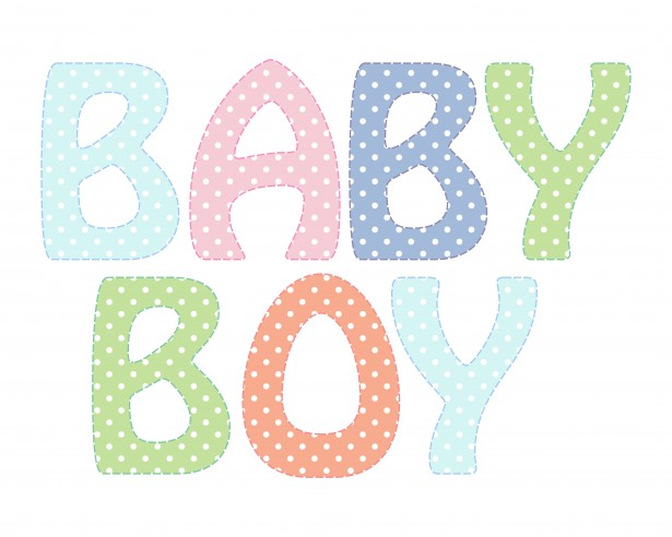 Baby Boy And Girl Clipart - Clipart Kid