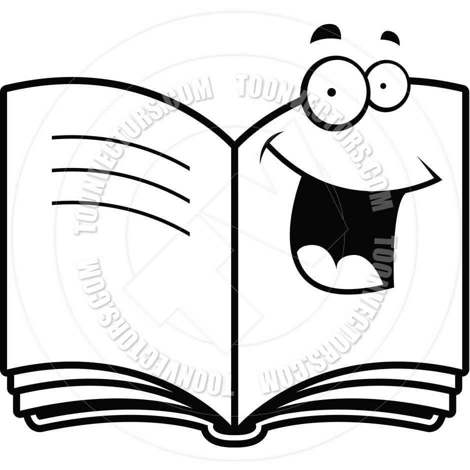 Bookshelf Clipart Black And White Book Clipart Black And White