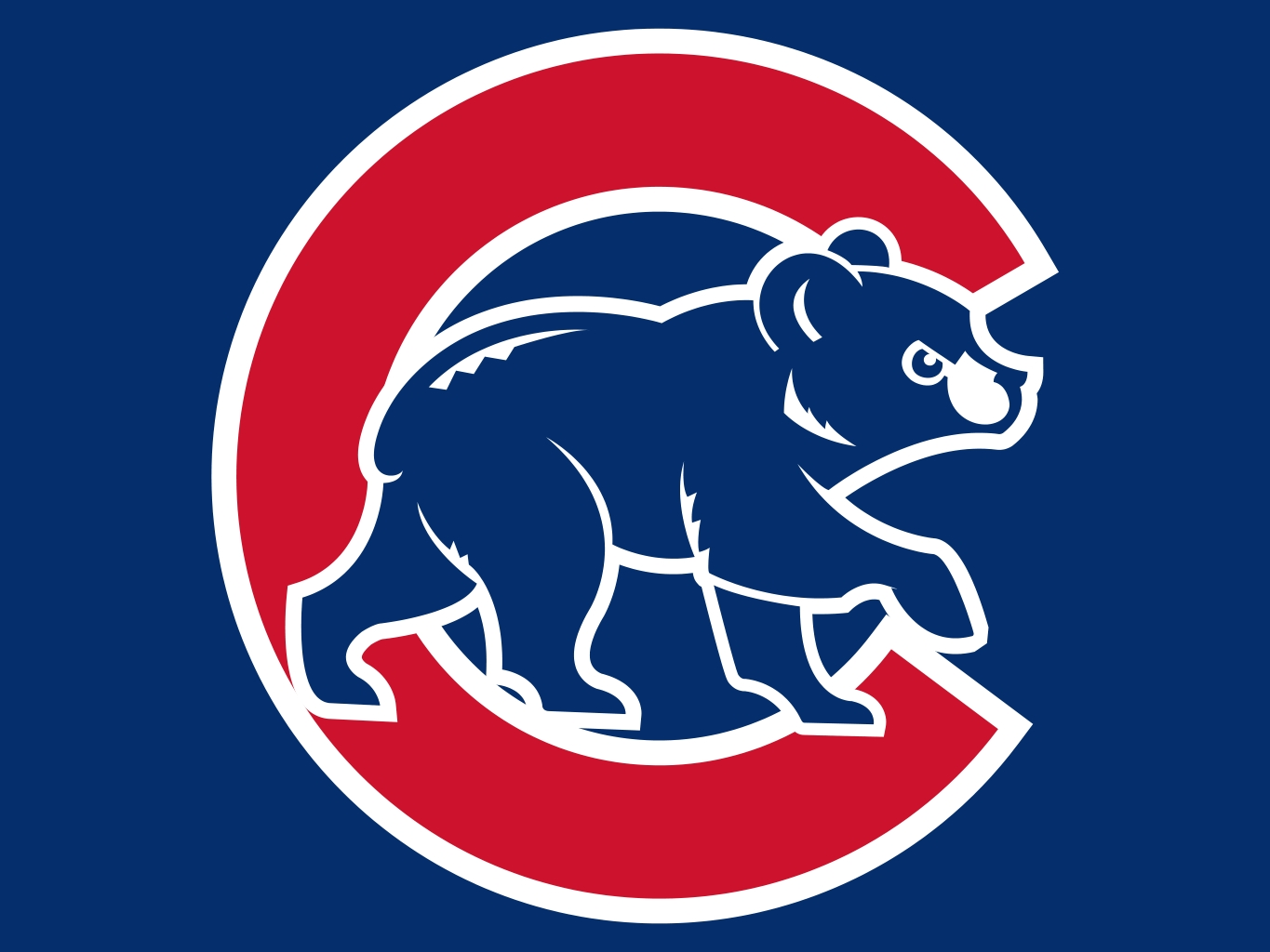 Chicago Cubs Logo Clipart - Clipart Kid