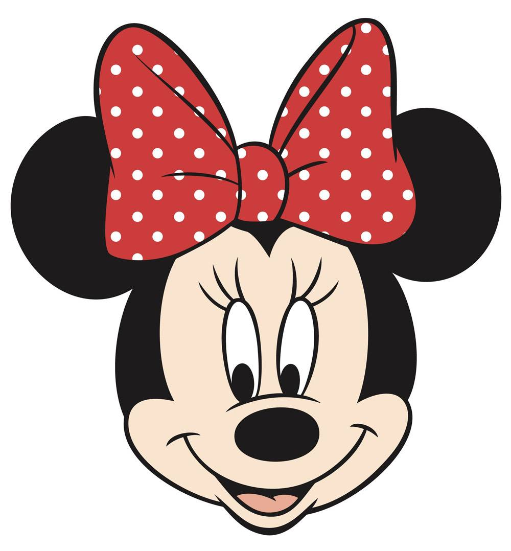Red Minnie Mouse Face 197645 Disney Minnie Mouse Disney Jpg