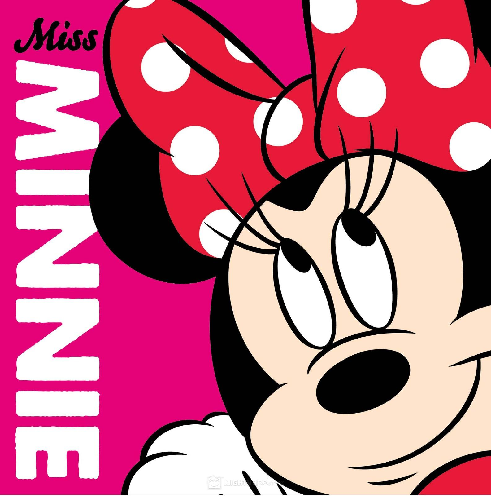 Red Minnie Mouse Face Minnie Mouse Magic Face Cloth 15397239 5 Jpeg