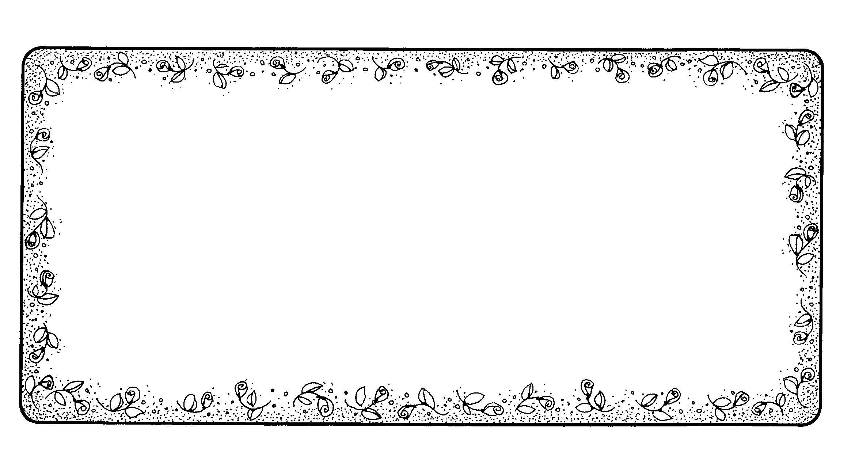 White Rose Border Clipart - Clipart Suggest