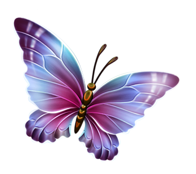 And Purple Butterfly Clipart   Clipart Panda   Free Clipart Images
