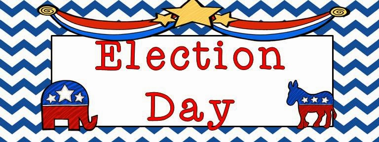 Image result for election day 2016 clip art