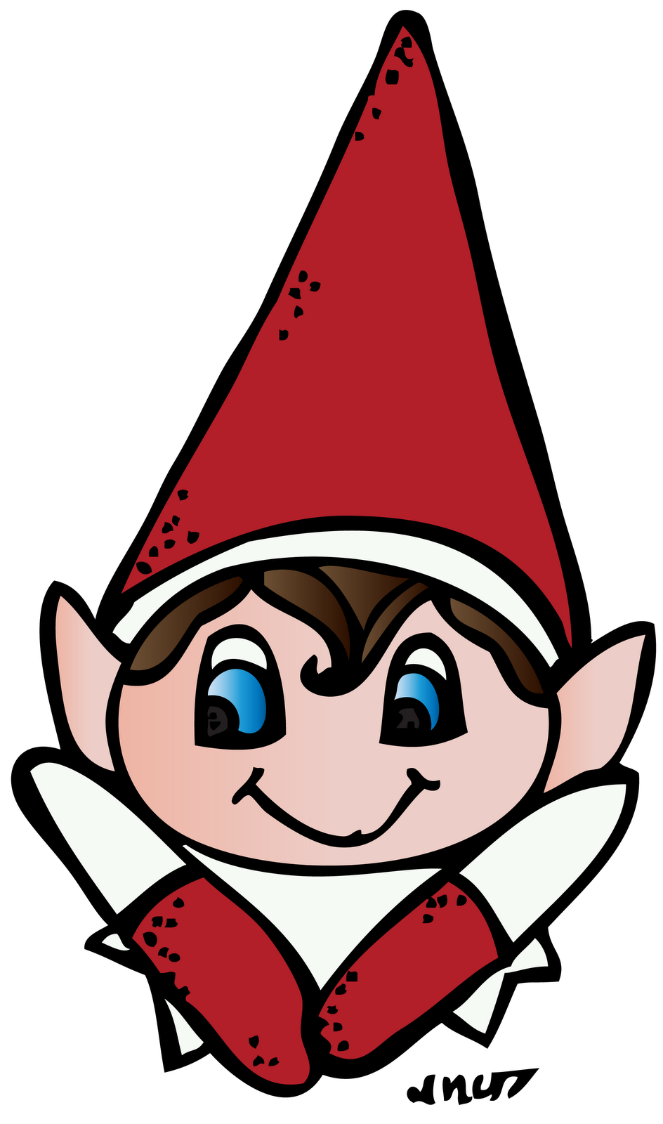 Clip Art Elf On The Shelf Clipart elf on the shelf clipart kid classroom fun shelf