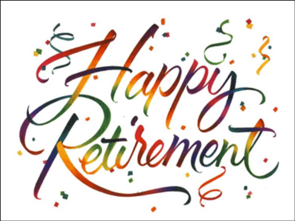 Retirement Wishes Clip Art
