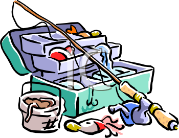 fishing tackle box clipart - clipart kid, Hard Baits