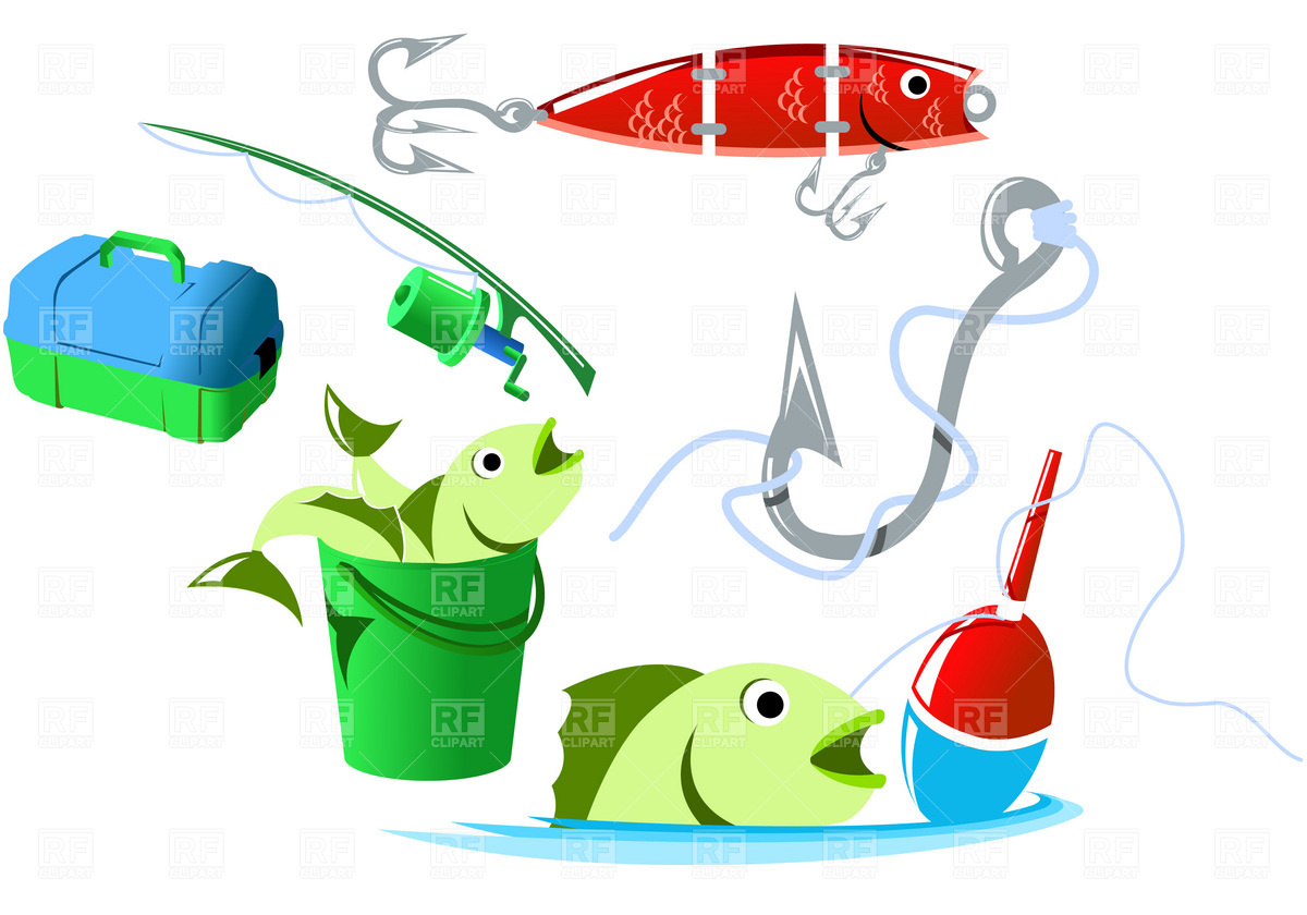 Fishing supplies clipart clipart suggest for Free fishing stuff