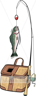 Fishing Gear Clipart Picture