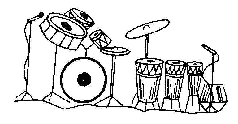 clipart of music bands - photo #16