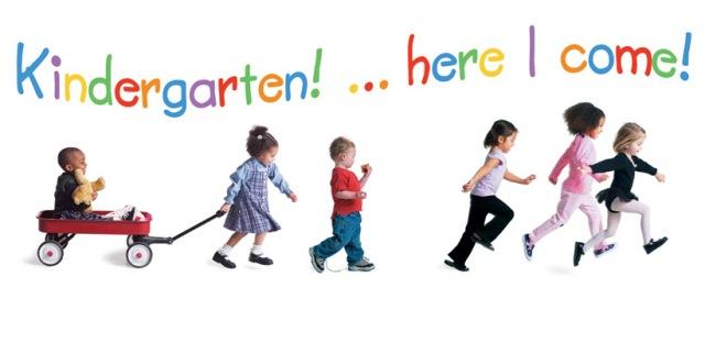 Image result for getting ready for kindergarten