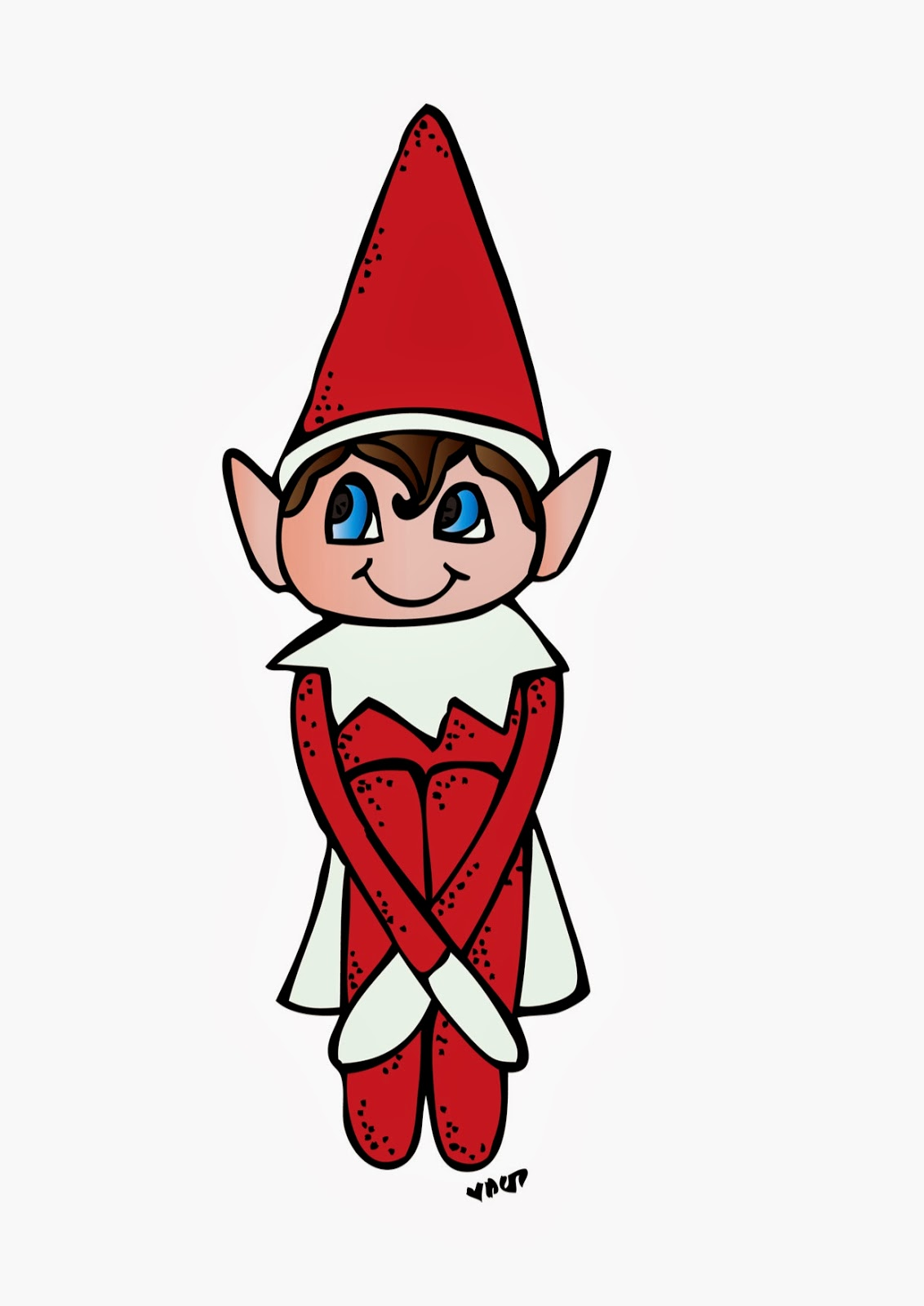 Clip Art Elf On The Shelf Clipart elf on the shelf clipart kid had a heap of fun with my little ones