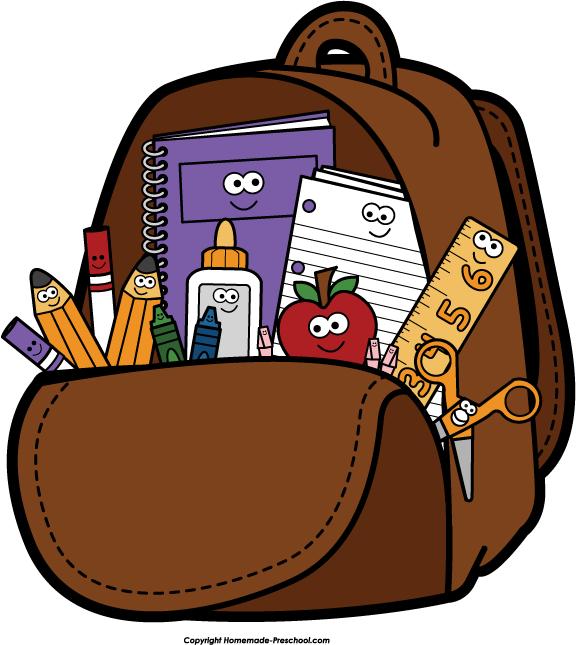 Fun School Clipart - Clipart Kid