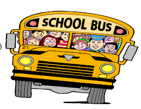 Funny School Bus Clipart - Clipart Kid