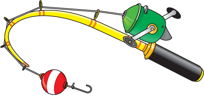 Fishing rod equipment for Fishing supply stores