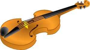 Music Musician Violin 1004music009 Clipart   Free Clip Art Images