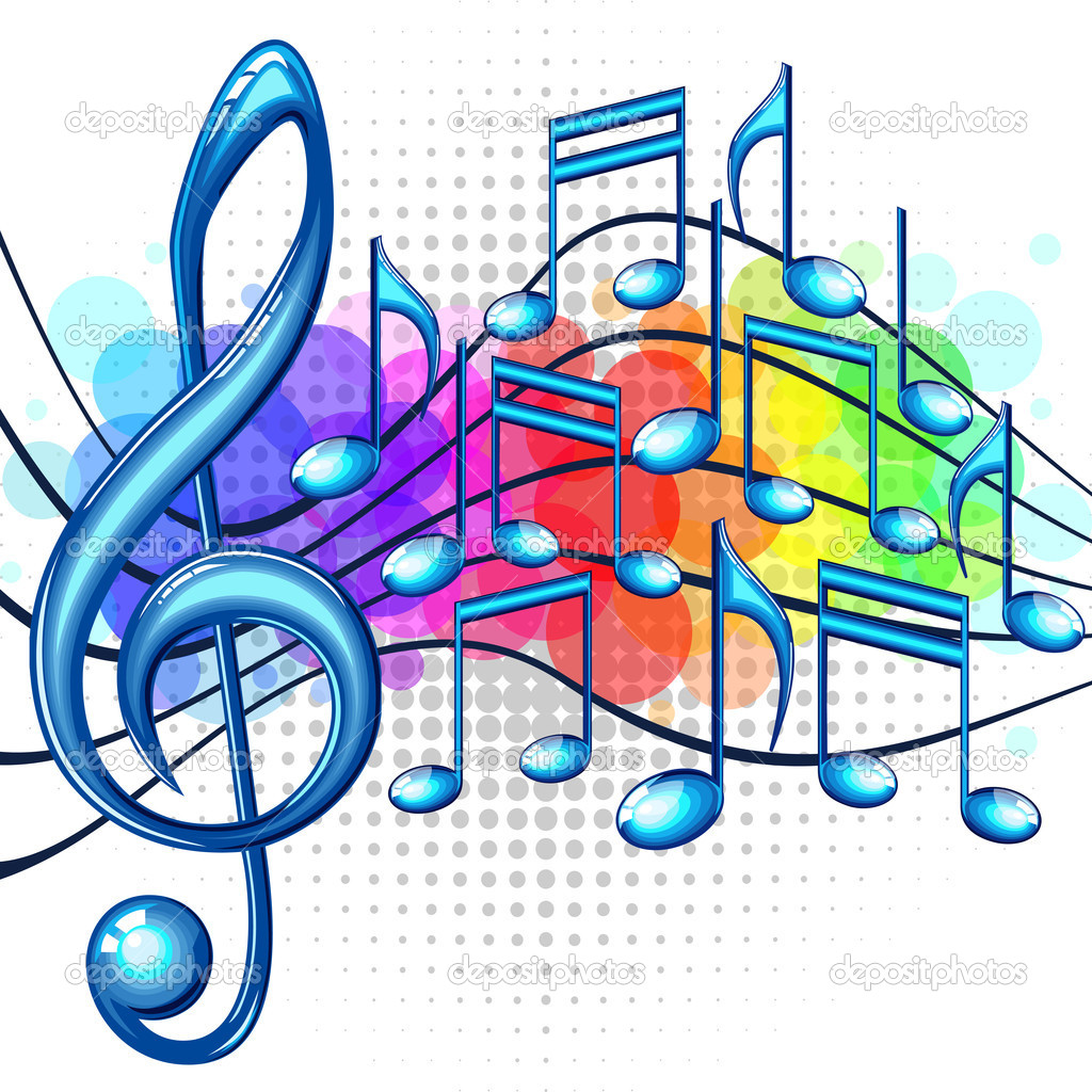 music clipart backgrounds - photo #1