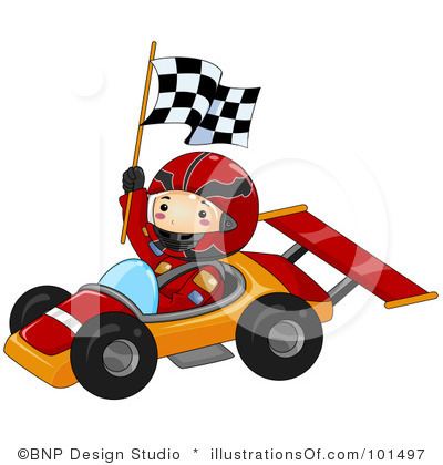 Race Clipart - Clipart Kid