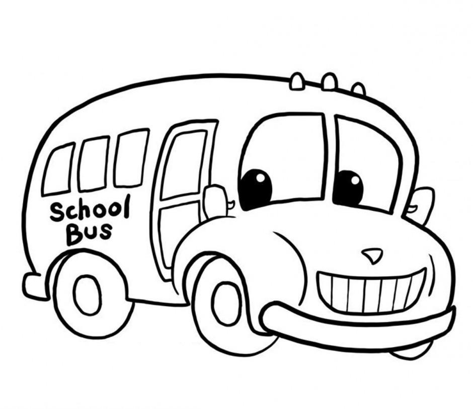Magic School Bus Clipart