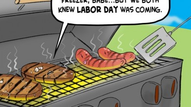 Cartoon Cookout