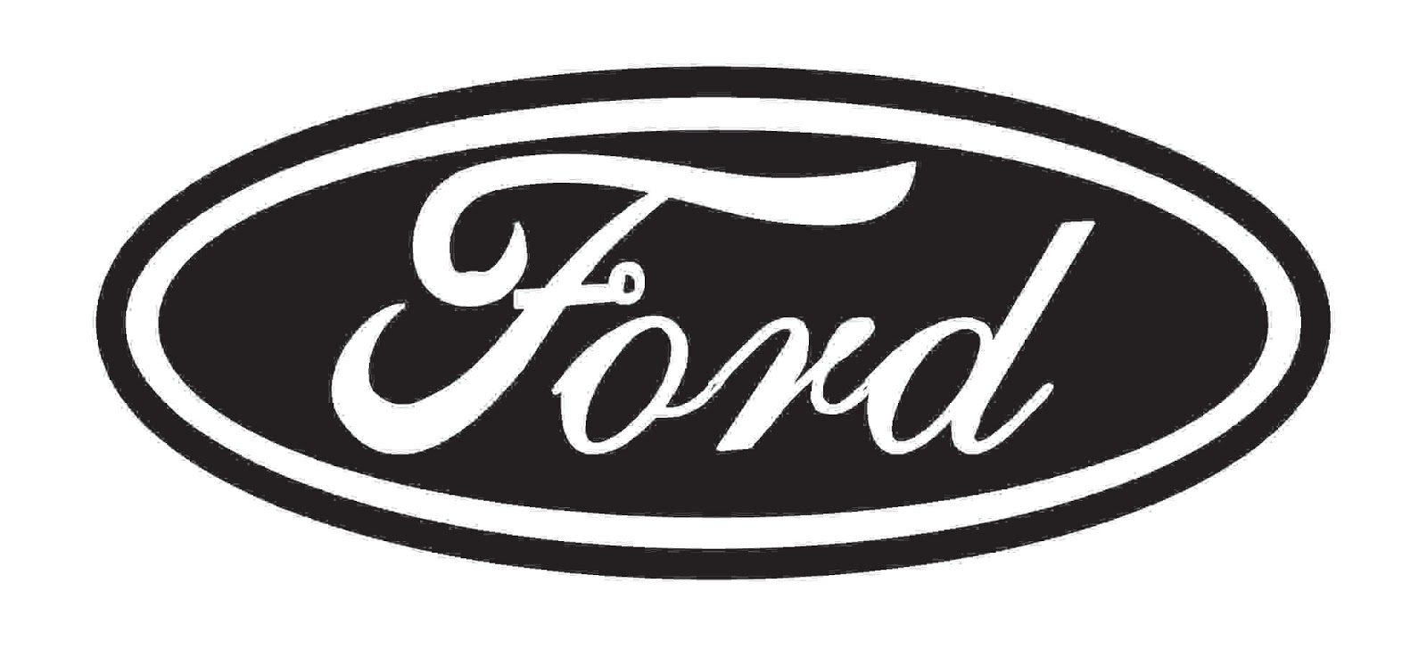 Vintage Ford Logo Clipart Suggest