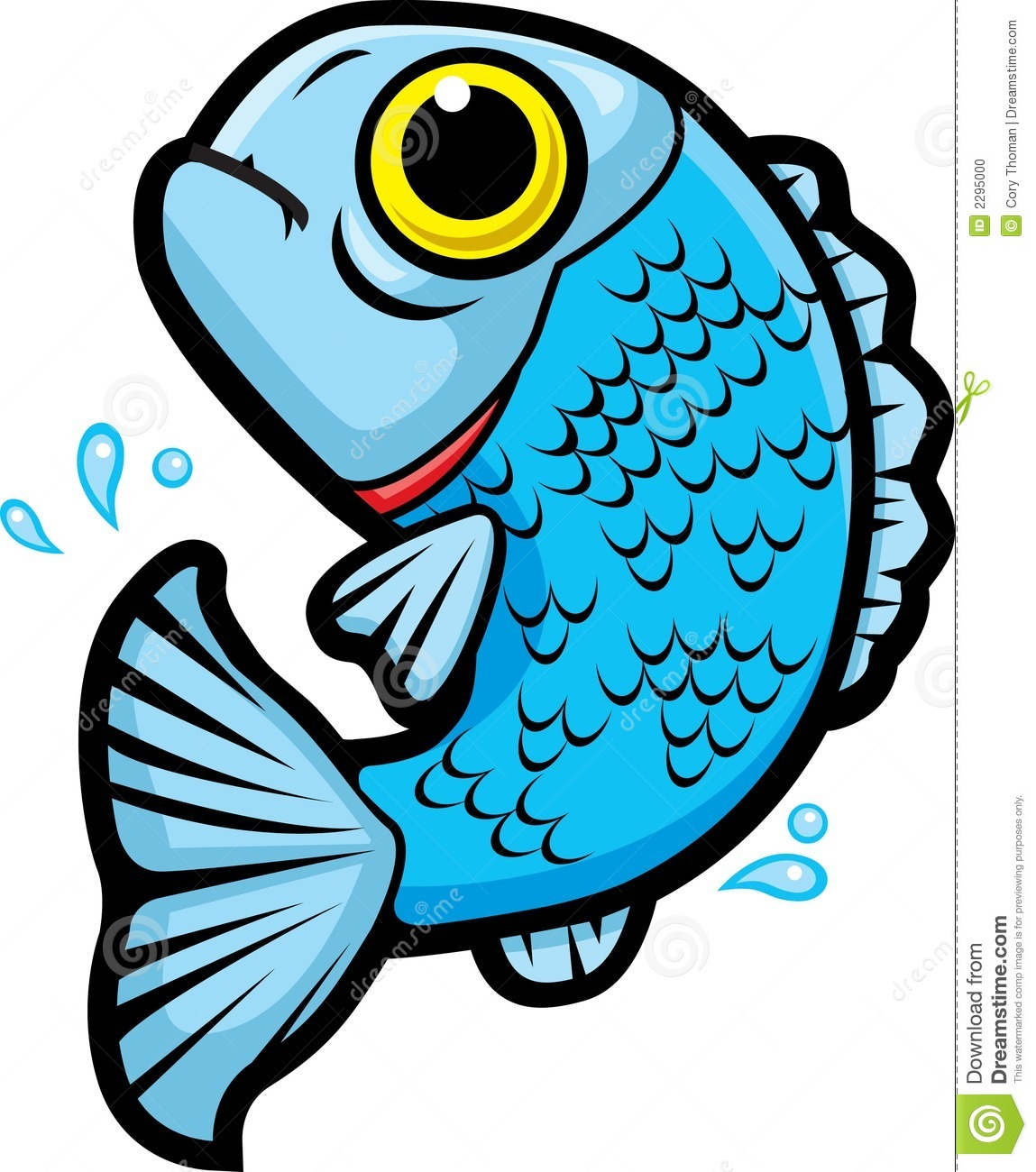 Jumping Fish Clipart   Clipart Panda   Free Clipart Images