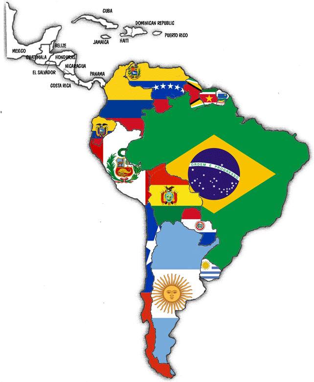 south america map clipart - photo #29